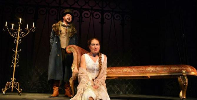 """Devlet Tiyatroları """"Yeraltından Notlar""""ı Rusya'da sahneleyecek"""