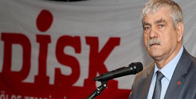 DİSK'ten AKP'ye tepki: Zorunlu alabuluculuk işçiye zararlı