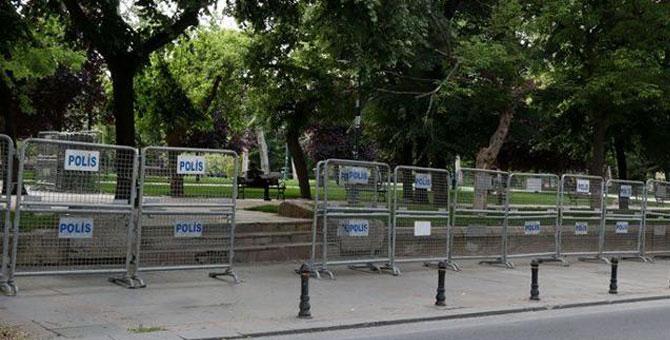 Gezi korkusu başladı! Taksim ve Gezi Parkı kapatıldı