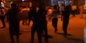 Sosyal medyada örgütlendiler, dün gece saldırdılar