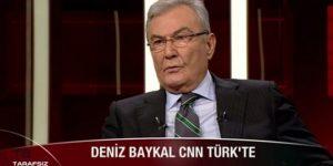 Deniz Baykal'dan 2019 önerisi…
