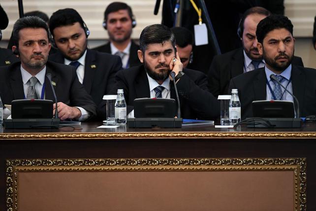 Türkiye, Rusya ve İran anlaştı