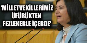 'AKP Kongresinde müebbet bir OHAL çıktı'