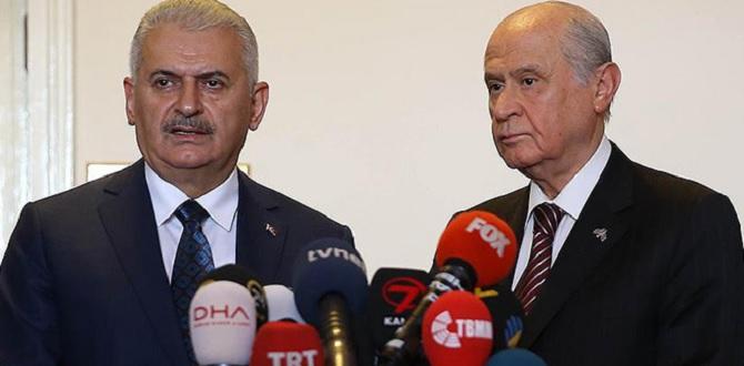MHP'nin gözü AKP'de: Teklif bekliyorlar