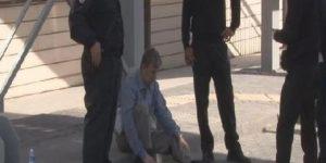 Çankaya'da bir kişi polis tarafından vuruldu