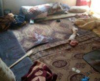 Korucu uyuyan iki çocuğu vurdu!
