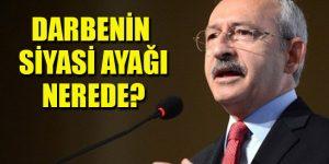 CHP lideri: FETÖ'cü arıyorsanız Saray'a AKP Grubu'na bakacaksınız