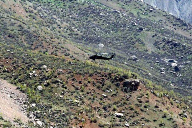 Amanos'ta çatışma: Bir asker hayatını kaybetti