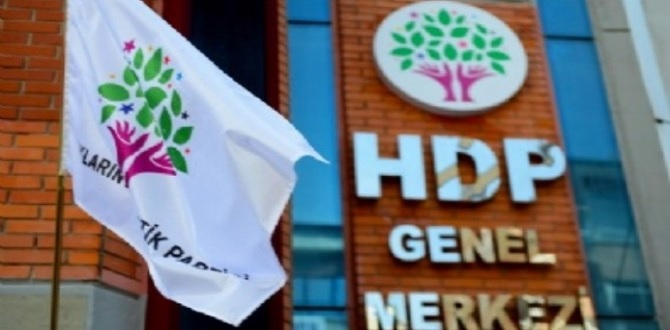HDP'li vekil hakkında tutuklama kararı