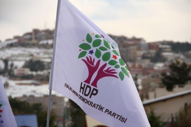 HDP'li 2 vekil hakkında fezleke