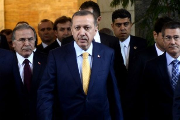 Erdoğan bir istifa daha istedi