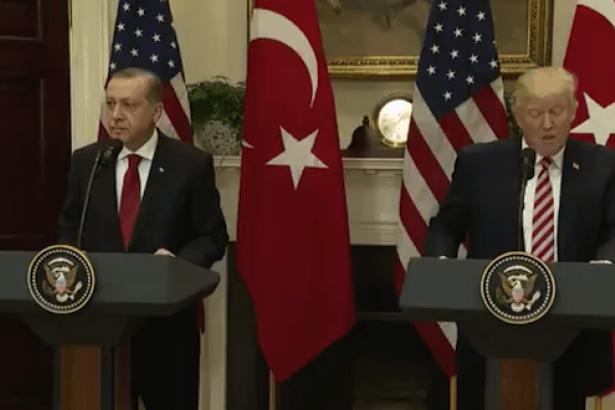 Trump-Erdoğan görüşmesinde tercüme skandalı