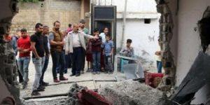 Polis panzeri eve girdi, 2 çocuk hayatını kaybetti!