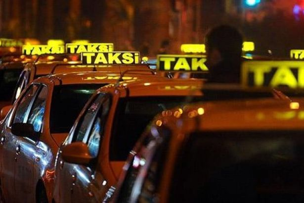 Taksilere panik düğmesi ve güvenlik kamerası geliyor