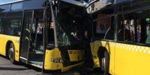 Metrobüs kazasından ölüm haberi