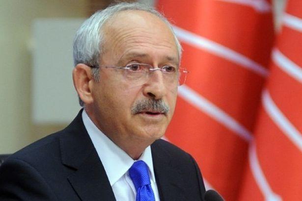 Kılıçdaroğlu: Yatın kalkın CHP'li belediyelere dua edin!