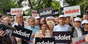 Ve Kılıçdaroğlu Güven Park'ta – Güncelleniyor –