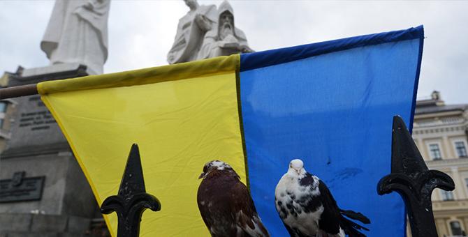 Ukrayna ile pasaportsuz seyahat bugün başladı