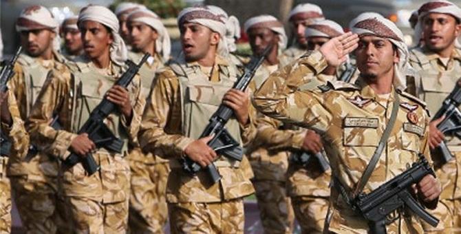 İşte Katar Ordusu'nun durumu