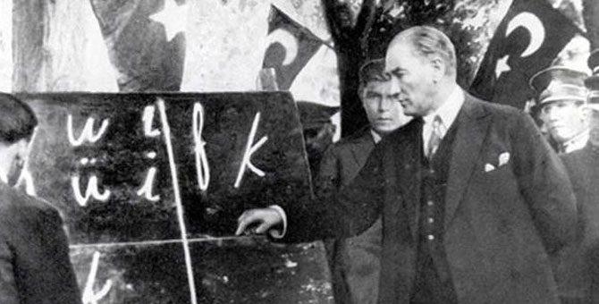 Yeni yönetmelik yayımlandı: Atatürk'e yer yok!