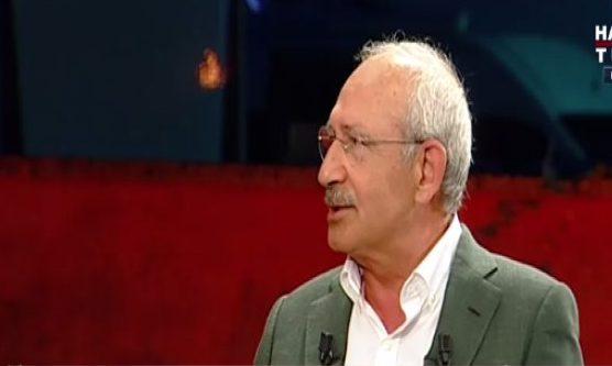 Kılıçdaroğlu: Bana verdikleri sözleri tutmadılar