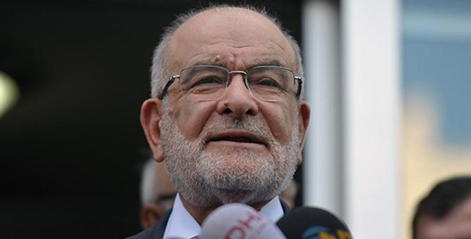 Saadet Partisi'nden Kıbrıs açıklaması