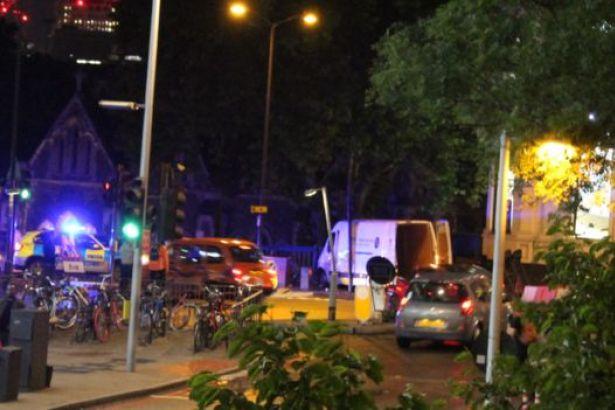 Londra'da saldırı