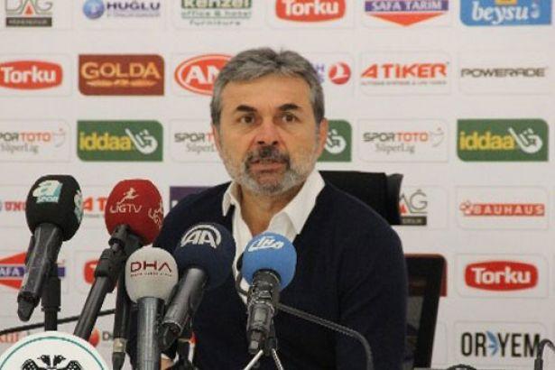 Aykut Kocaman'dan Fenerbahçe açıklaması
