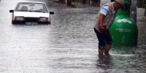 Edirne'yi sel bastı