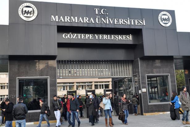Marmara Üniversitesi'nden 'taciz' açıklaması