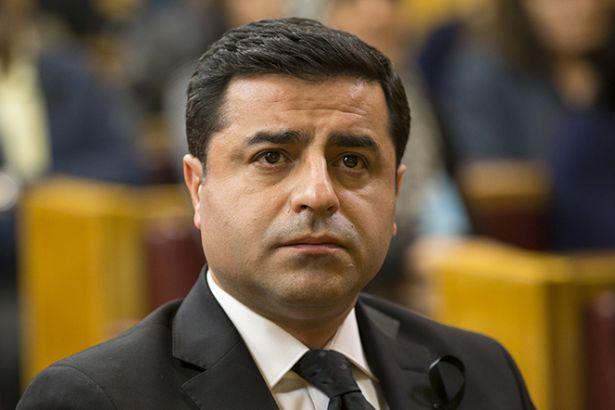 Demirtaş'tan Nuriye Gülmen ve Semih Özakça'ya çağrı