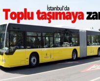 İstanbullulara kötü haber: Zam geldi