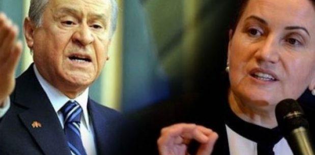Bahçeli'den Akşener'in yeni partisine ilişkin ilk yorum