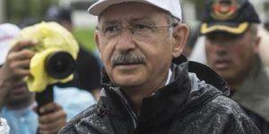 'Saldırı Kılıçdaroğlu'nun yürüdüğü noktaya yapılacak'