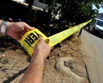 Bir kadının cansız bedeni toprağa gömülü bulundu