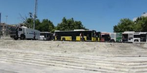 Gezi Parkı yine kapatıldı