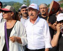 Adalet Yürüyüşü'nde 19. gün