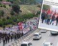 Adalet Yürüyüşü'ne yönelik provokasyonlar sürüyor
