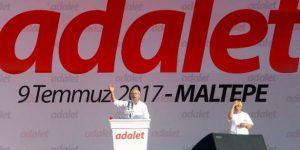 Adalet Yürüyüşü devam edecek mi?: CHP'den açıklama