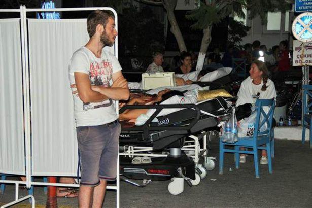 Ege'de deprem: Birçok şehirde hissedildi