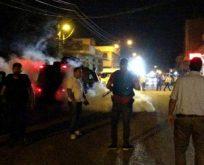 Adana'da silahlı kavga: Polis biber gazıyla müdahale etti