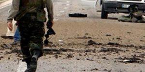 Bitlis'te askeri araca bombalı saldırı