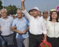 Adalet Yürüyüşü'ne katılan HDP'den açıklama