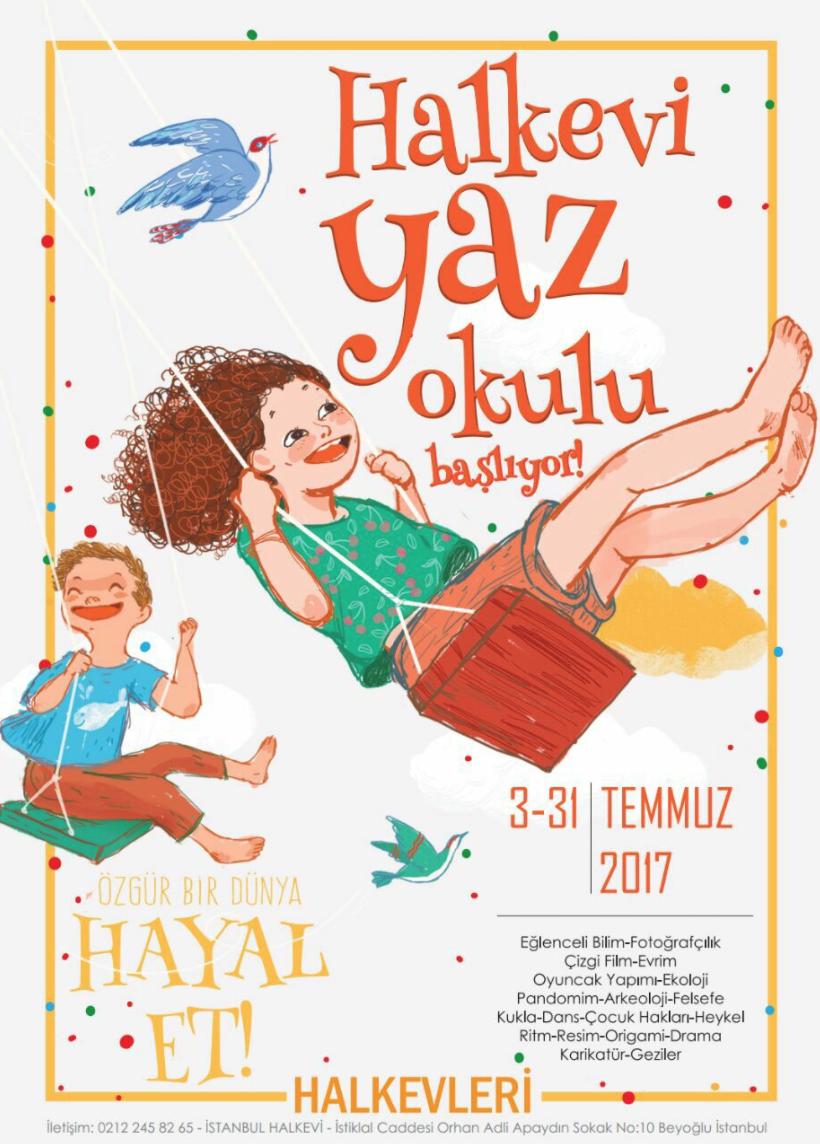 İstanbul Ücretsiz Yaz Okulları 2015 42