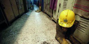 Madende göçük: 1 işçi hayatını kaybetti