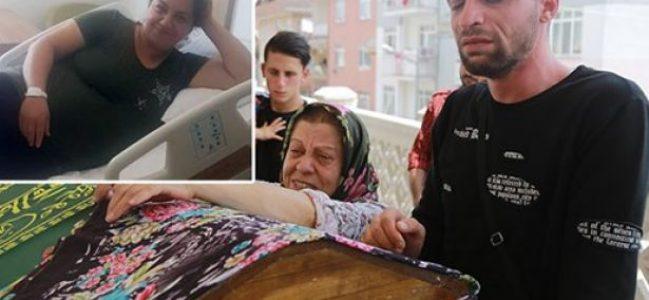 Yağ aldırma ameliyatı olan kadın bir gün sonra hayatını kaybetti