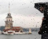 Meteoroloji'den İstanbul uyarısı! Dolu yağışı bekleniyor