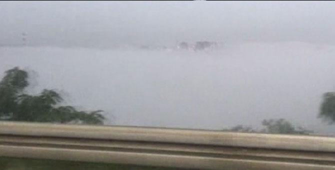 İstanbul'da sis etkili oldu!