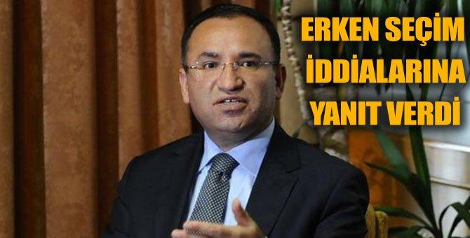 Bekir Bozdağ'dan Kılıçdaroğlu açıklaması