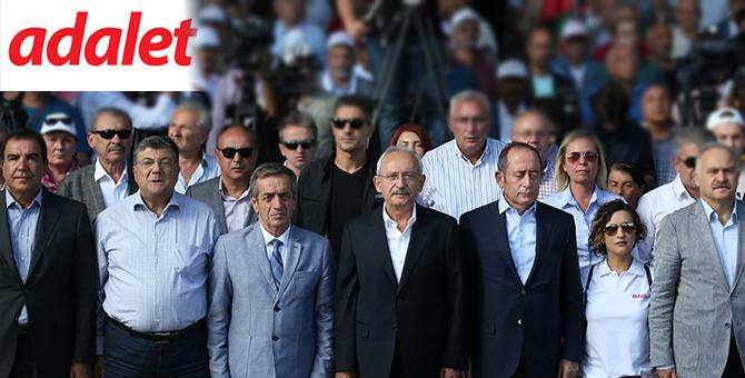 Kılıçdaroğlu 'Adalet Kurultayı Sonuç Bildirgesi'ni açıkladı